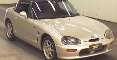 Catalogo de Partes SUZUKI CAPPUCINO 1997 AutoPartes y Refacciones