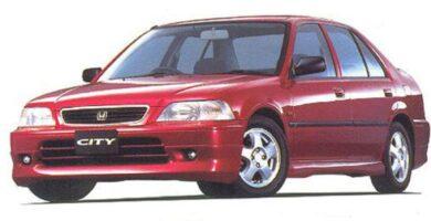 Catalogo de Partes CITY HONDA 1997 AutoPartes y Refacciones