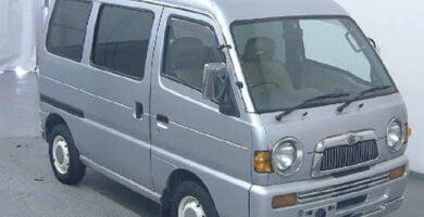 Catalogo de Partes SUZUKI EVERY 1997 AutoPartes y Refacciones