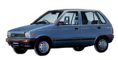 Catalogo de Partes SUZUKI FRONTE 1997 AutoPartes y Refacciones