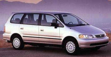 Catalogo de Partes ODYSSEY HONDA 1997 AutoPartes y Refacciones