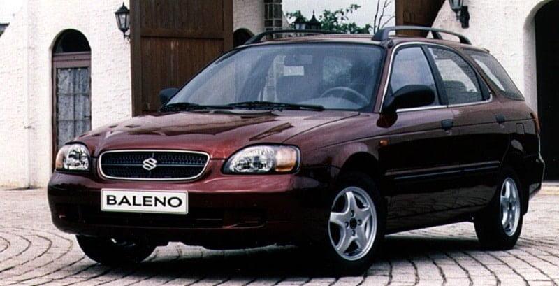Catalogo de Partes SUZUKI BALENO 1998 AutoPartes y Refacciones