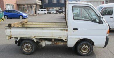 Catalogo de Partes SUZUKI CARRY 1998 AutoPartes y Refacciones