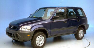 Catalogo de Partes CR-V HONDA 1998 AutoPartes y Refacciones
