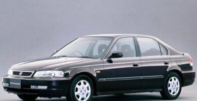 Catalogo de Partes DOMANI HONDA 1998 AutoPartes y Refacciones