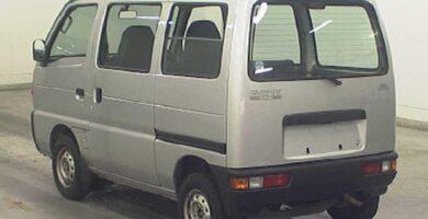 Catalogo de Partes SUZUKI EVERY 1998 AutoPartes y Refacciones