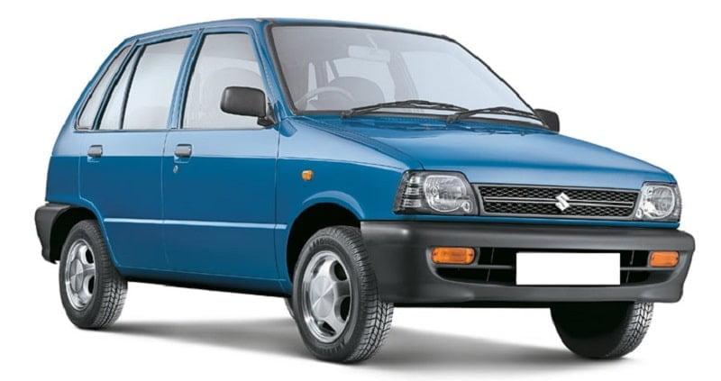 Catalogo de Partes SUZUKI FRONTE 1998 AutoPartes y Refacciones