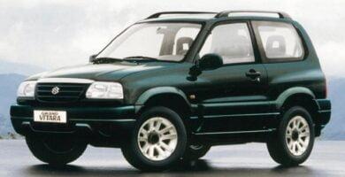 Catalogo de Partes SUZUKI VITARA 1998 AutoPartes y Refacciones
