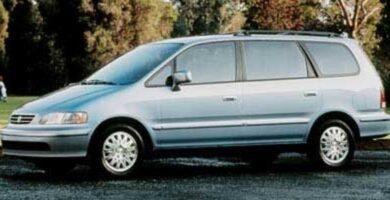 Catalogo de Partes ODYSSEY HONDA 1998 AutoPartes y Refacciones