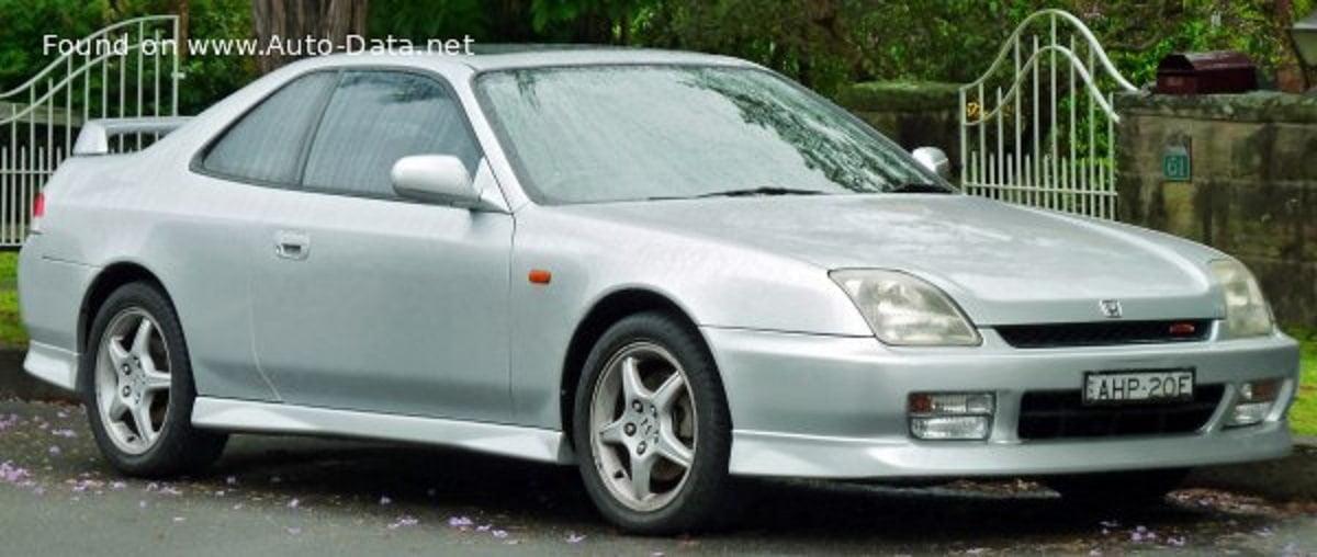 Catalogo de Partes PRELUDE HONDA 1998 AutoPartes y Refacciones