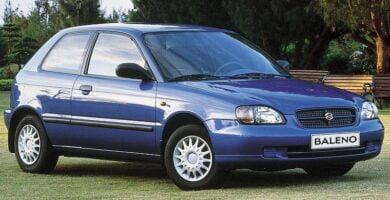 Catalogo de Partes SUZUKI BALENO 1999 AutoPartes y Refacciones