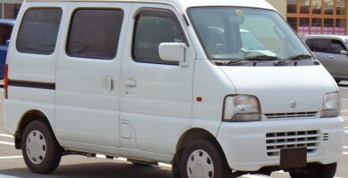 Catalogo de Partes SUZUKI EVERY 1999 AutoPartes y Refacciones