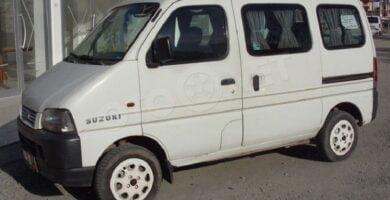 Catalogo de Partes SUZUKI CARRY 2000 AutoPartes y Refacciones