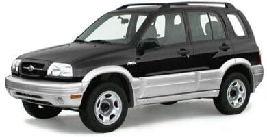 Catalogo de Partes SUZUKI GRAND VITARA 2000 AutoPartes y Refacciones