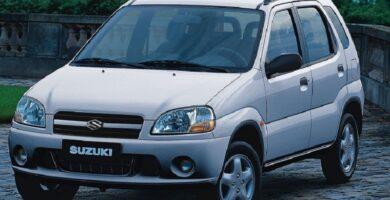 Catalogo de Partes SUZUKI IGNIS 2000 AutoPartes y Refacciones
