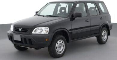 Catalogo de Partes CR-V HONDA 2001 AutoPartes y Refacciones