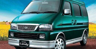 Catalogo de Partes SUZUKI EVERY 2001 AutoPartes y Refacciones
