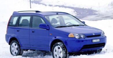 Catalogo de Partes HR-V HONDA 2001 AutoPartes y Refacciones