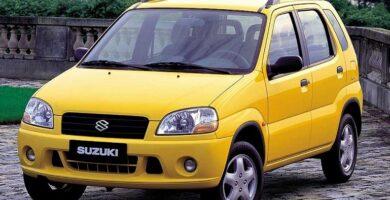Catalogo de Partes SUZUKI IGNIS 2001 AutoPartes y Refacciones