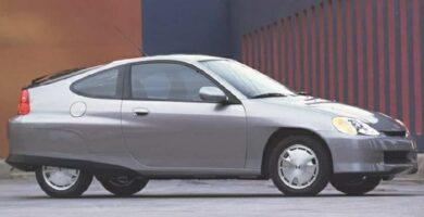 Catalogo de Partes INSIGHT HONDA 2001 AutoPartes y Refacciones