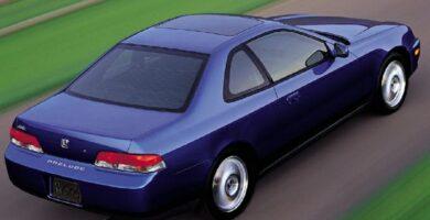 Catalogo de Partes PRELUDE HONDA 2001 AutoPartes y Refacciones