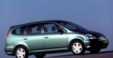 Catalogo de Partes STREAM HONDA 2001 AutoPartes y Refaccione