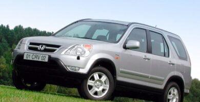 Catalogo de Partes CR-V HONDA 2002 AutoPartes y Refacciones