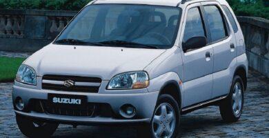 Catalogo de Partes SUZUKI IGNIS 2002 AutoPartes y Refacciones