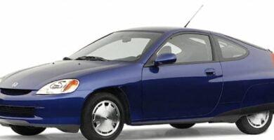 Catalogo de Partes INSIGHT HONDA 2002 AutoPartes y Refacciones