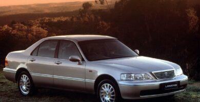 Catalogo de Partes LEGEND HONDA 2002 AutoPartes y Refaccione