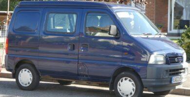 Catalogo de Partes SUZUKI CARRY 2003 AutoPartes y Refacciones