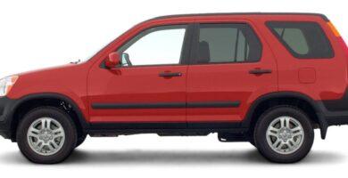 Catalogo de Partes CR-V HONDA 2003 AutoPartes y Refacciones