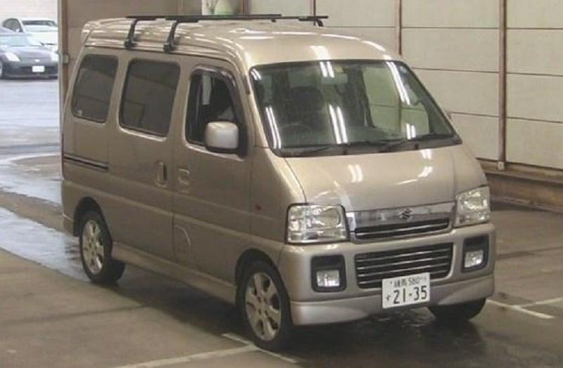 Catalogo de Partes SUZUKI EVERY 2003 AutoPartes y Refacciones