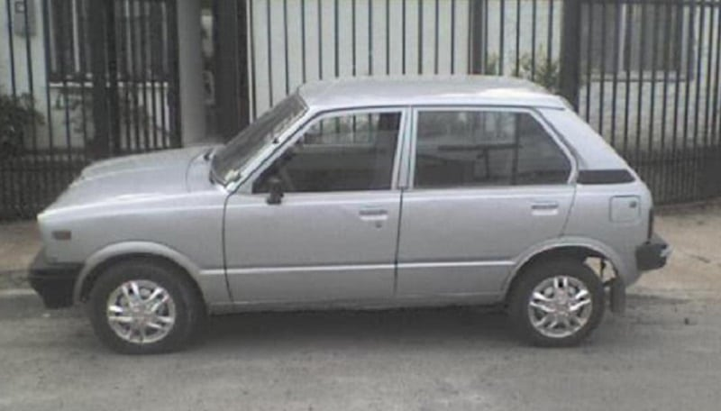 Catalogo de Partes SUZUKI FRONTE 2003 AutoPartes y Refacciones