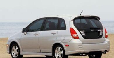 Catalogo de Partes SUZUKI AERIO 2004 AutoPartes y Refacciones
