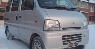 Catalogo de Partes SUZUKI EVERY 2004 AutoPartes y Refacciones