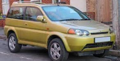 Catalogo de Partes HR-V HONDA 2004 AutoPartes y Refacciones
