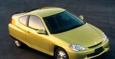 Catalogo de Partes INSIGHT HONDA 2004 AutoPartes y Refacciones