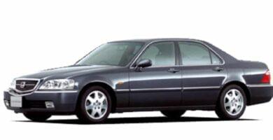 Catalogo de Partes LEGEND HONDA 2004 AutoPartes y Refaccione