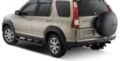 Catalogo de Partes CR-V HONDA 2006 AutoPartes y Refacciones