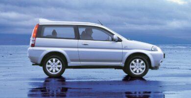 Catalogo de Partes HR-V HONDA 2006 AutoPartes y Refacciones