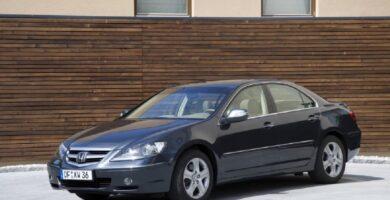 Catalogo de Partes LEGEND HONDA 2006 AutoPartes y Refaccione