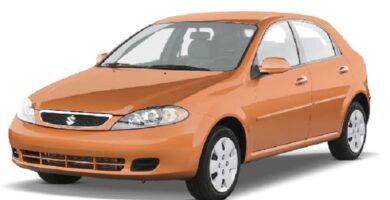 Catalogo de Partes SUZUKI RENO 2006 AutoPartes y Refacciones