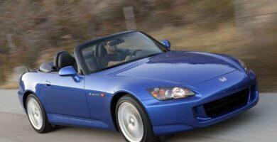 Catalogo de Partes S2000 HONDA 2006 AutoPartes y Refacciones