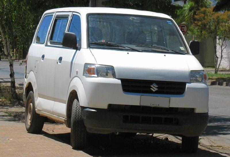 Catalogo de Partes SUZUKI APV 2007 AutoPartes y Refacciones