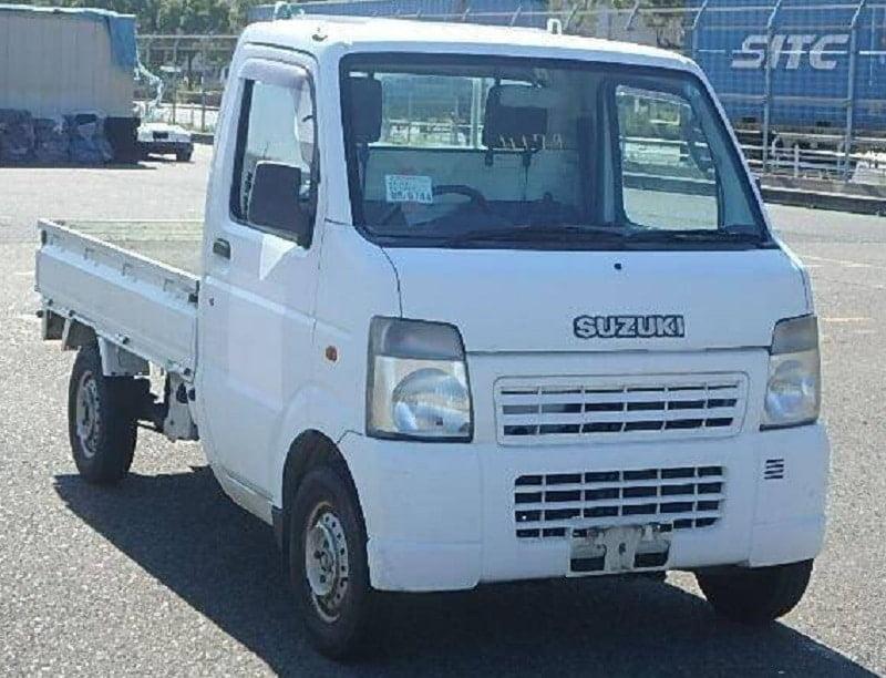 Catalogo de Partes SUZUKI CARRY 2007 AutoPartes y Refacciones
