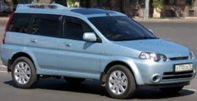 Catalogo de Partes HR-V HONDA 2007 AutoPartes y Refacciones