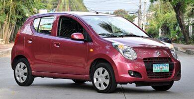 Catalogo de Partes SUZUKI CELERIO 2008 AutoPartes y Refacciones