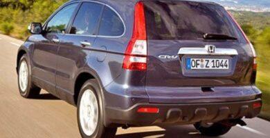 Catalogo de Partes CR-V HONDA 2008 AutoPartes y Refacciones