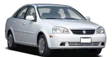 Catalogo de Partes SUZUKI FORENZA 2008 AutoPartes y Refacciones